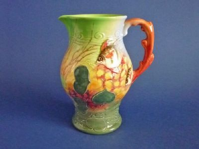 Large Royal Doulton Australian Fish Series 'The Old Wife' Pitcher D5966 c1940